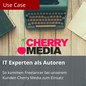 Use-Case: Cherry Media